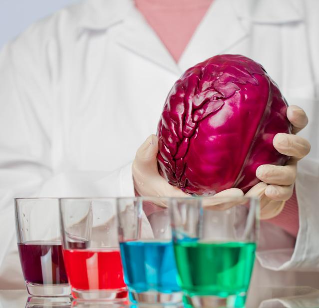 Col vermella com a indicador de pH